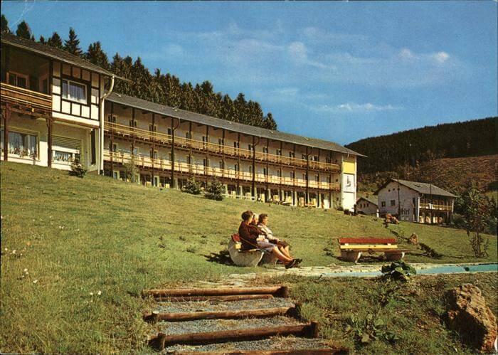 Postkaart 1965